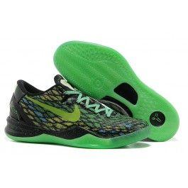 Neu Nike Zoom Kobe VIII Männer Schuhe Grün Schwarz Schuhe Online | Cool Nike Kobe Schuhe Online | Nike Schuhe Online Online | schuheoutlet.net
