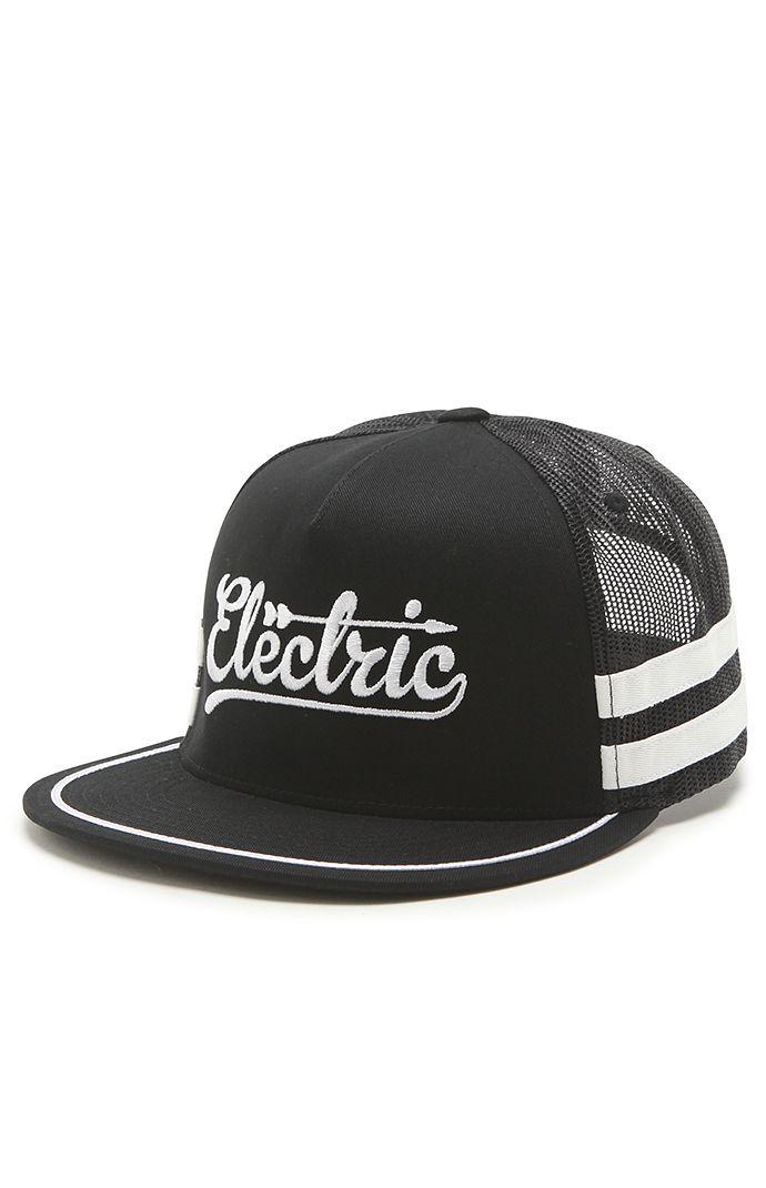 Electric Burke Trucker Hat ( 24.00)  8b6e1c1d572