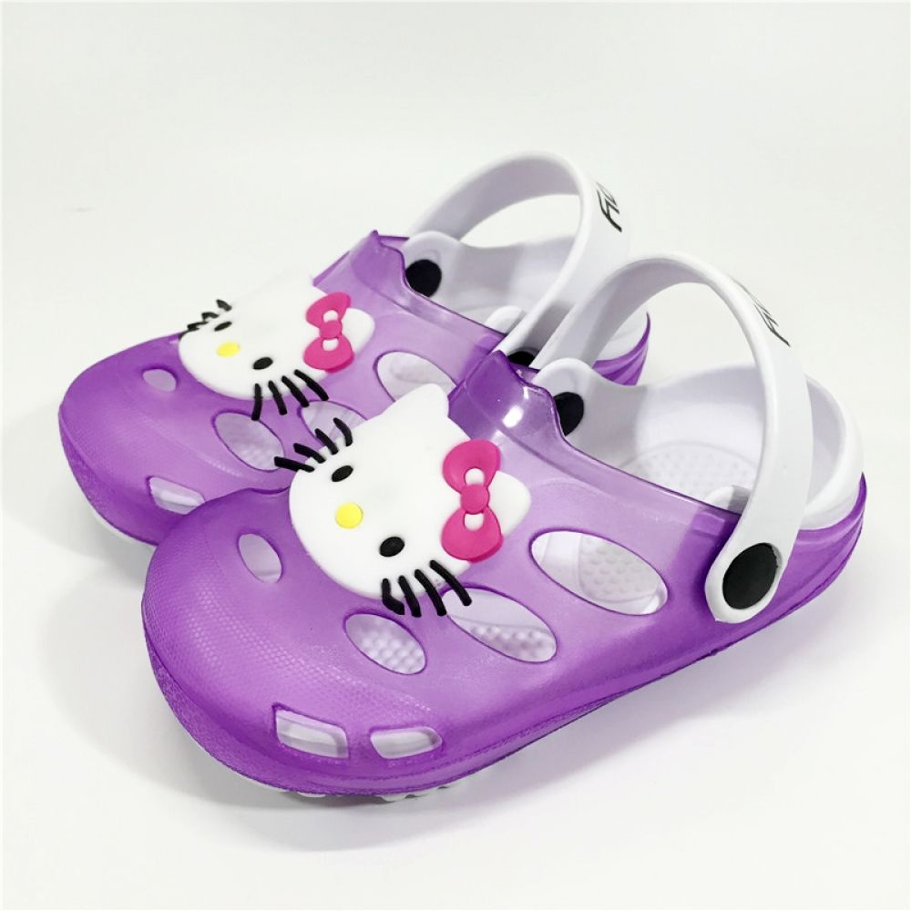 Hello Kitty Kids Shoes for Girl Boy