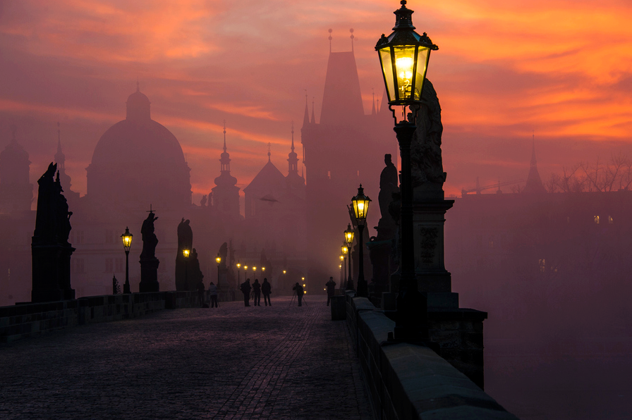Charles Bridge Prague  www.travelcounsellors.co.uk/clare.bullock