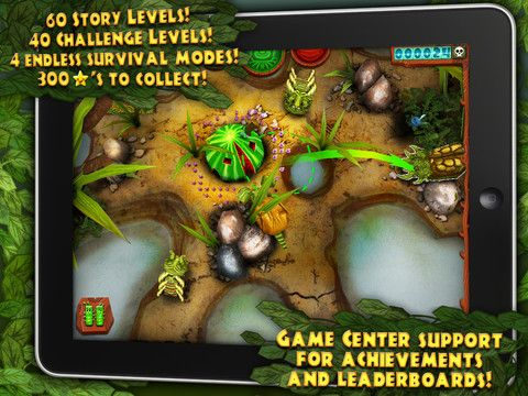 Ant Raid This game is a very fast paced strategy game, where