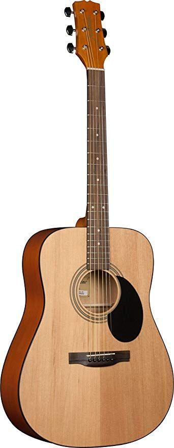 Amazon Com Jasmine S35 Acoustic Guitar Natural Musical Instruments Guitar Acoustic Guitar Acoustic