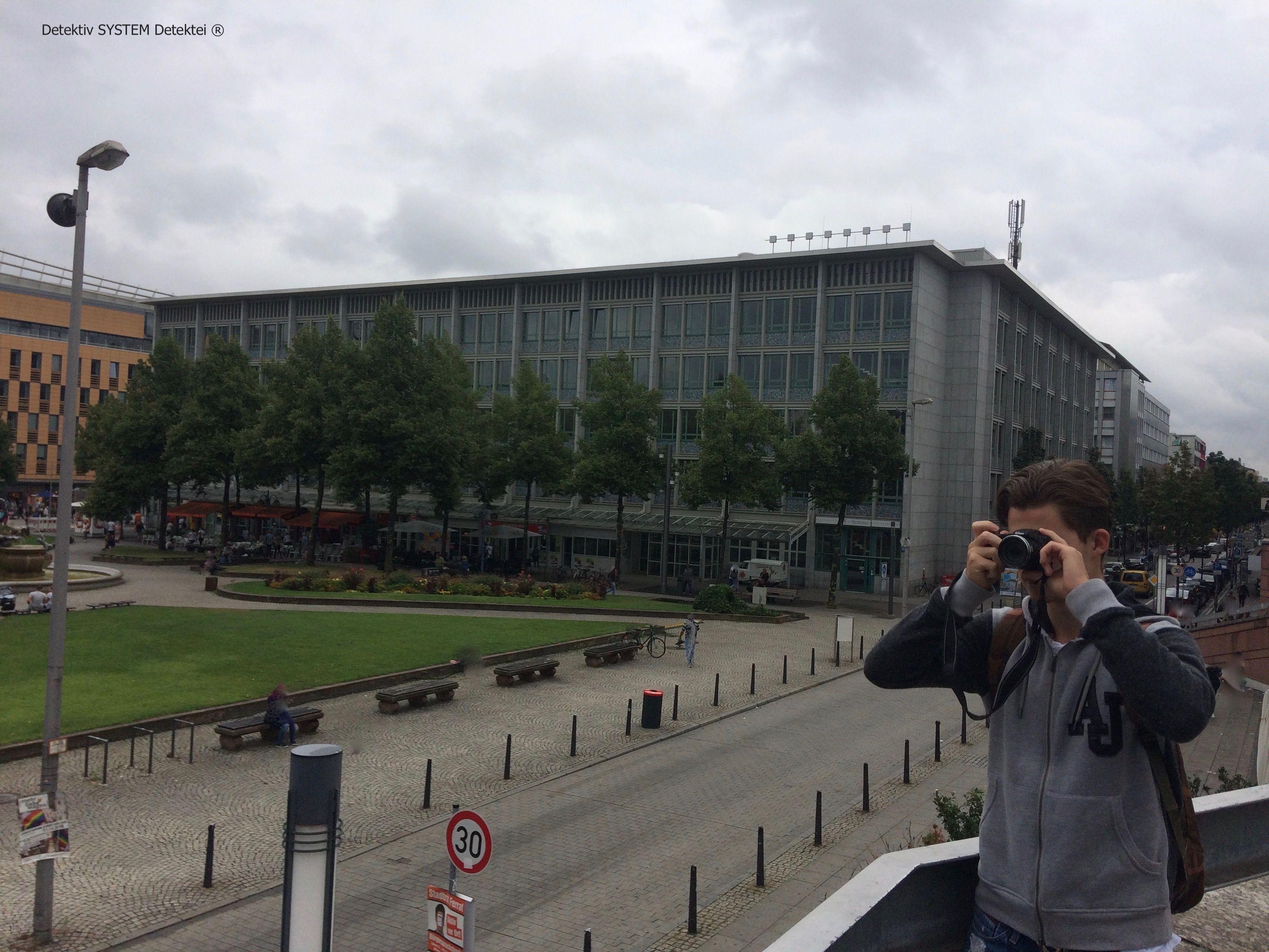 Mannheim Ist Operatives Einsatzgebiet Detektei Mannheim Eigenwerbung