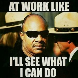 Stevie Wonder At Work Like Ill See What I Can Do Google Search