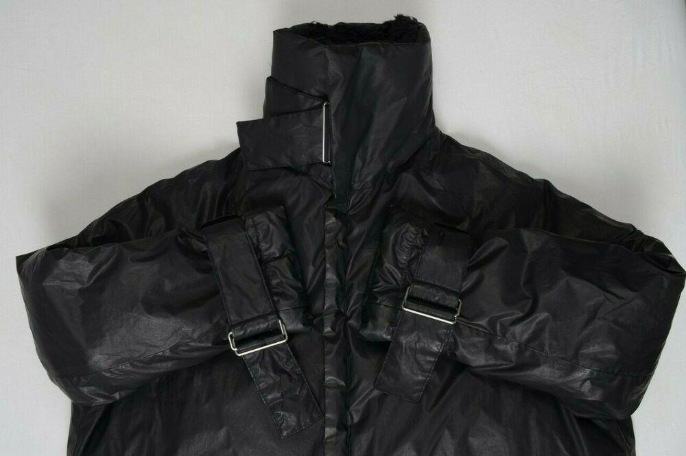 Y3 Yohji Yamamoto Adidas Down Jacket Coat Xs M Oversize Womens Padded Sherpa Down Jacket Yohji Yamamoto Y 3 Yohji Yamamoto