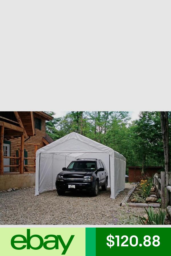 ShelterLogic Awnings & Canopies Home & Garden ebay