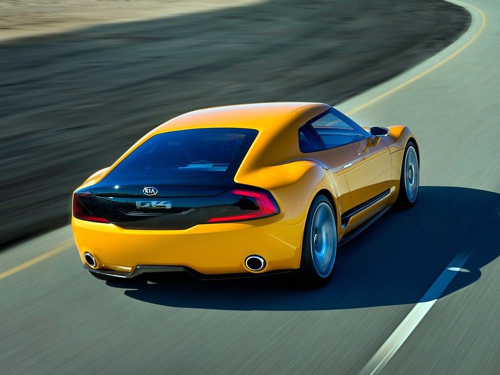 High performance kia sedan and stinger coupe rumored for 2018