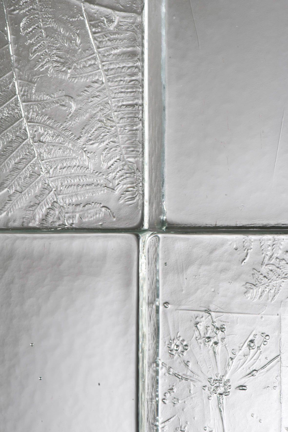 Poesia Brique De Verre mattoni in vetro | herbarium de poesia