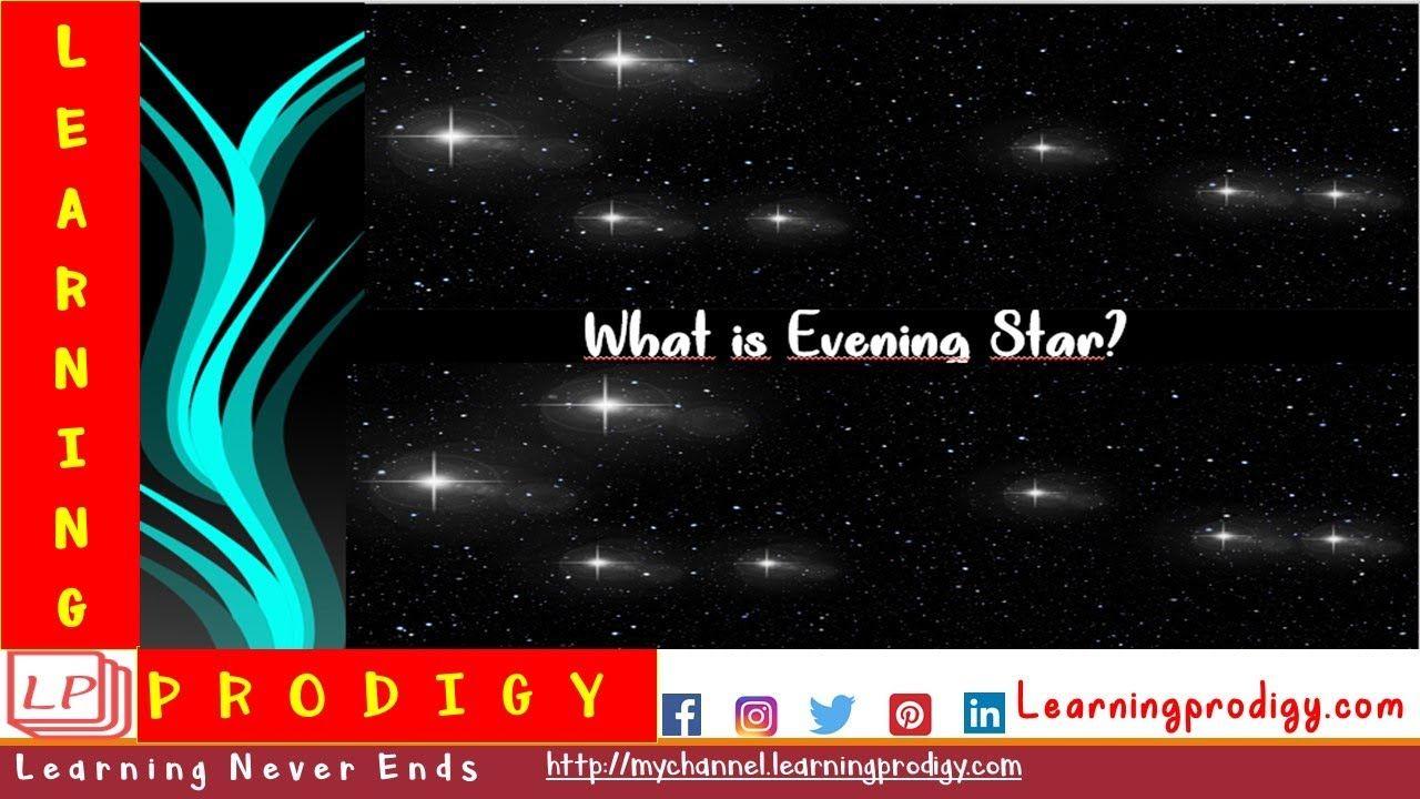 Evening star morning star venus mercury morning