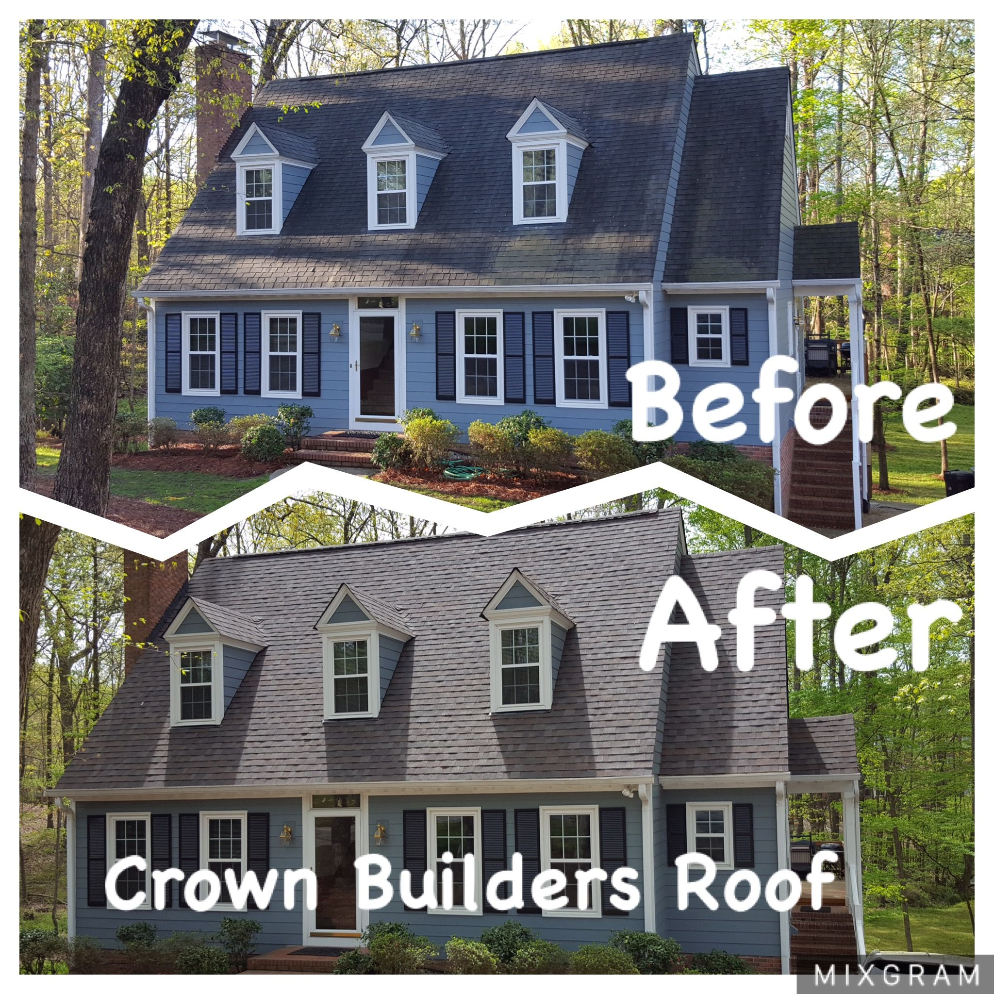 Best Crown Builders Install Of Owens Corning Architectural 400 x 300