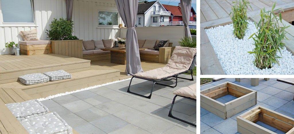 uterom google s k inspirasjon til huset pinterest outdoor projects garden ideas and gardens. Black Bedroom Furniture Sets. Home Design Ideas
