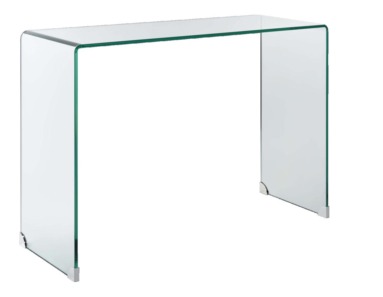 Gala Tempered Glass Console Table Habitat Glass Console Table Bureau Design New Homes
