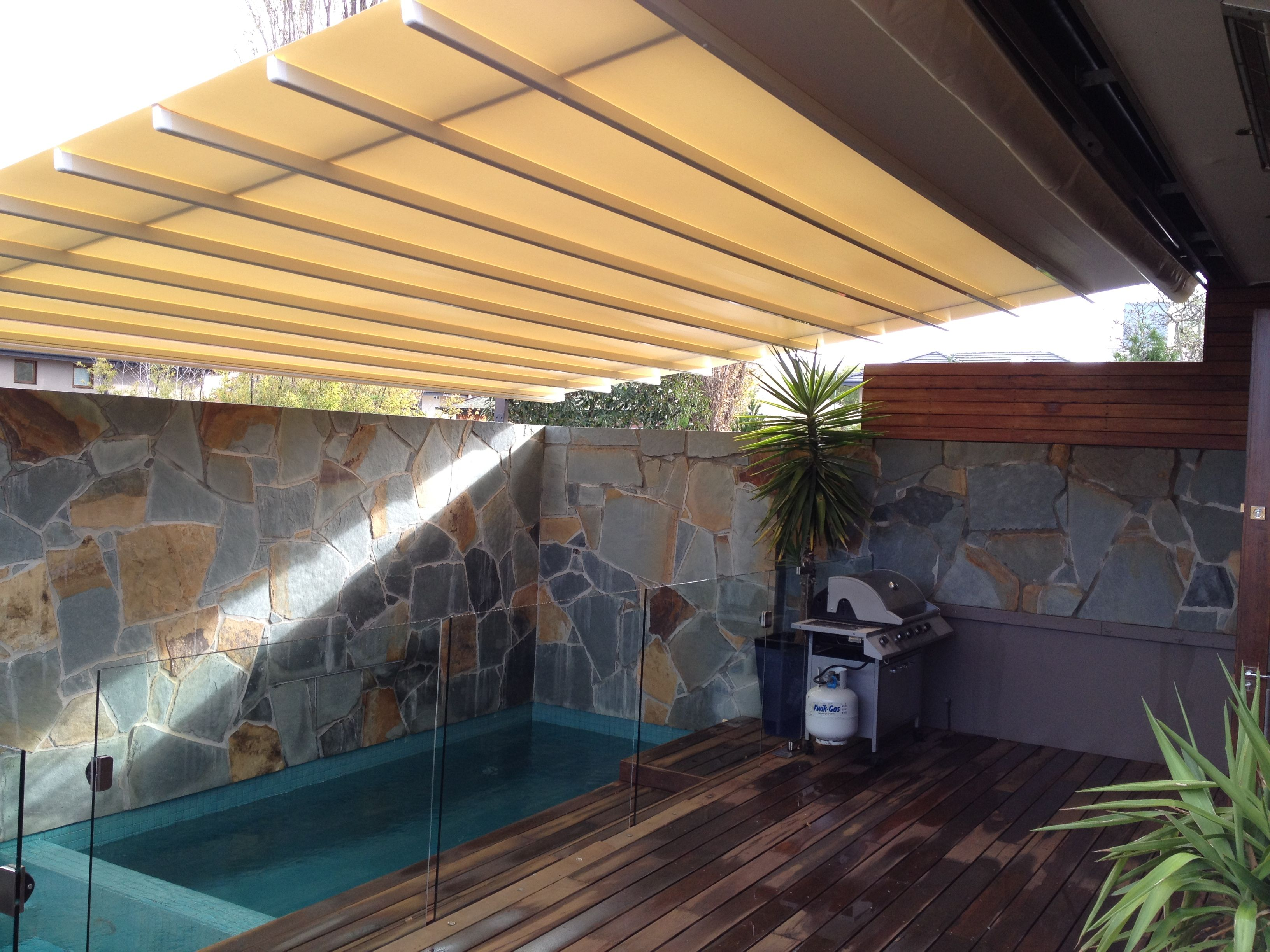 Alutecnic Evo Retractable Roof by Melbourne Awning Centre ...