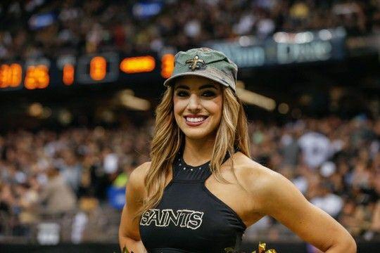 New Orleans Saintsations Cheerleaders