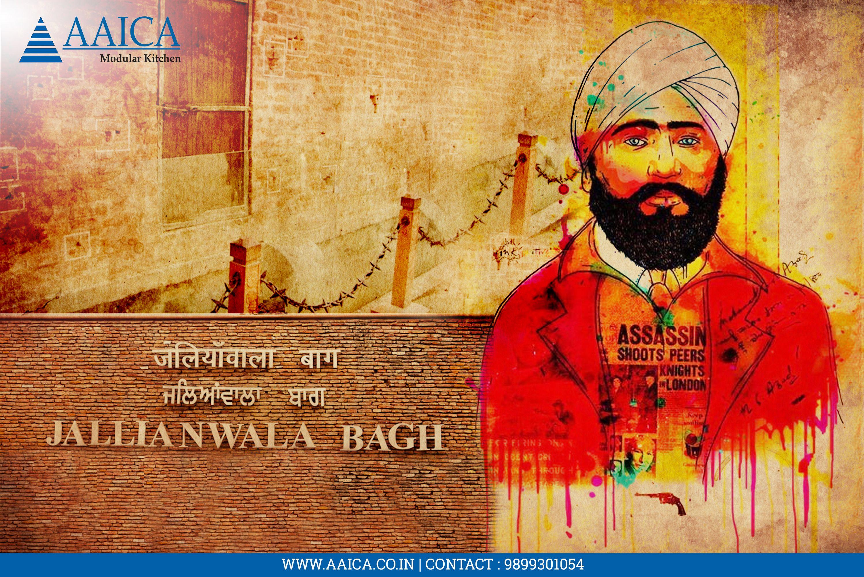 #JalianwalaBaghMassacre is something that couldn't be forgotten #Jaliyawalabagh #History #Amritsar #AaicaKitchen
