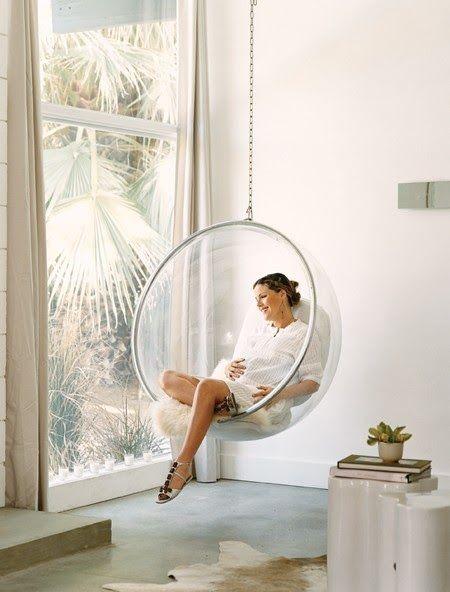 Cocoon bubble chair: I want it, I want it! (met afbeeldingen ...