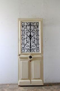 アイアン飾りドア フランス アンティークドア 販売 Boncote プロお
