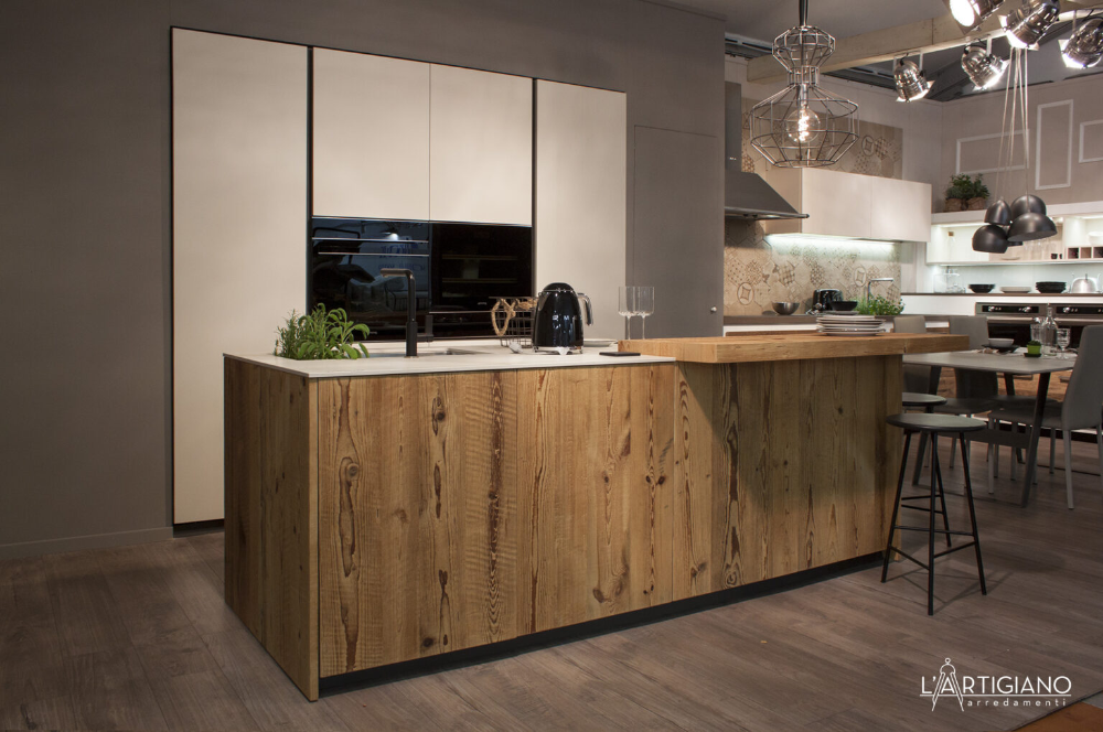 Cucine moderne e Cucine in stile contemporaneo - L'Artigiano Arredamenti