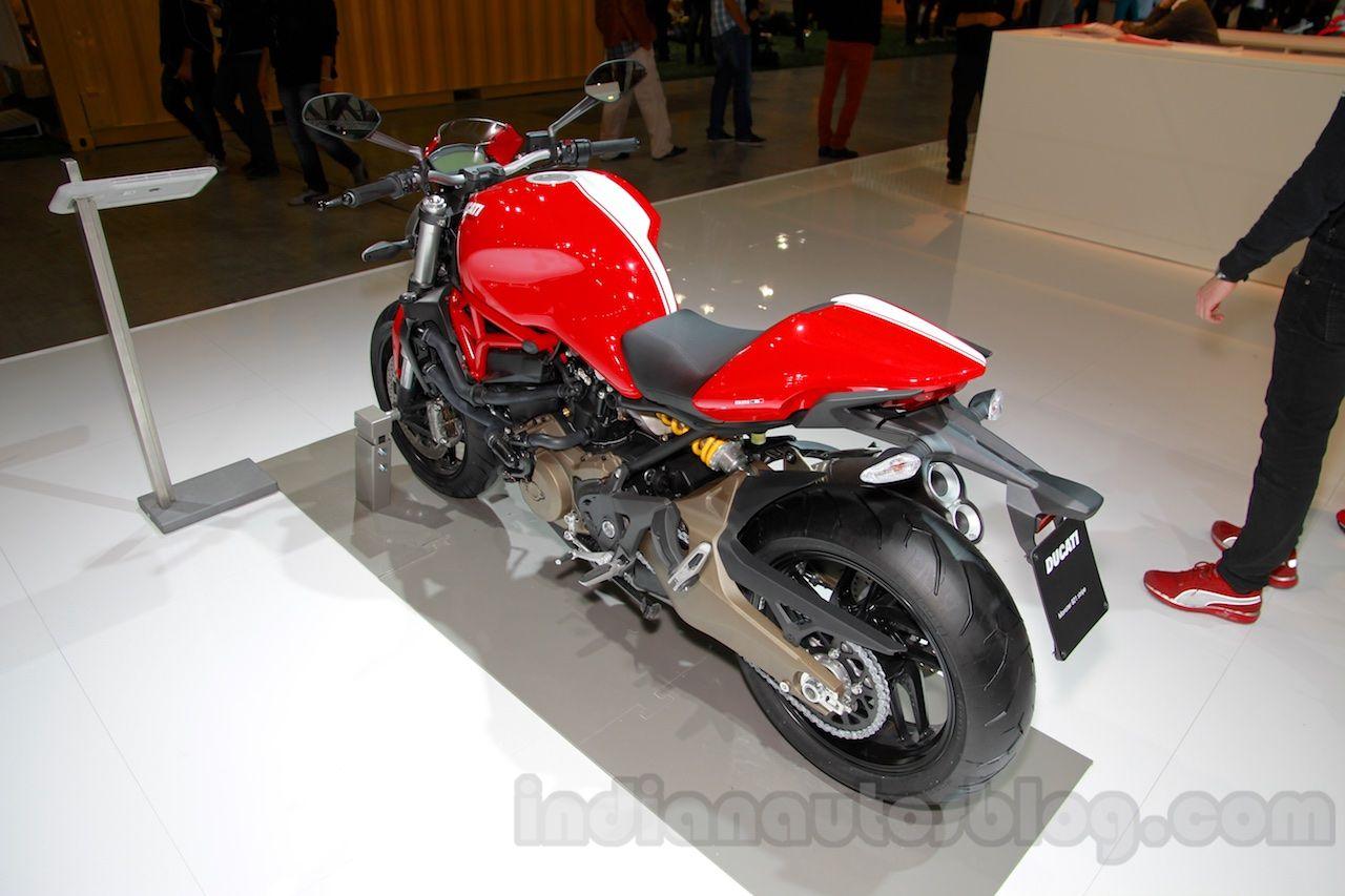DucatiMonster Big Bike MotorCycles