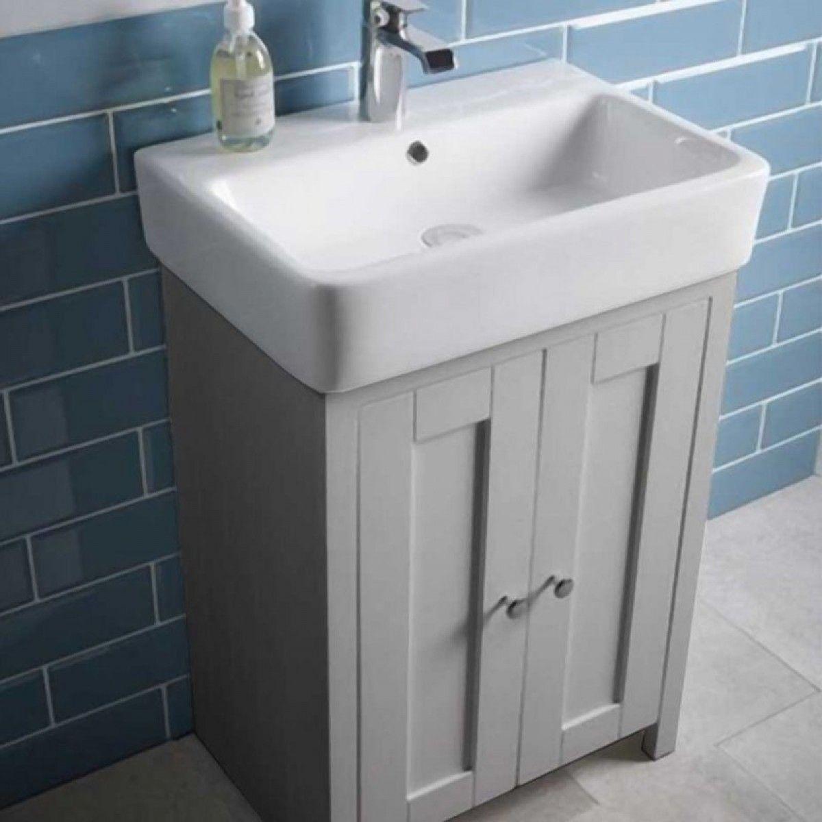 Tavistock Lansdown 550mm Floorstanding Vanity Unit Basin