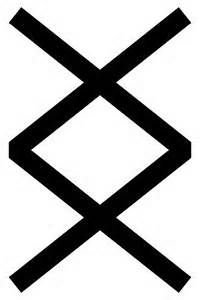 Next Tat Viking Rune New Beginnings In General It Is Also A Rune Of Transitions And May Call For Us To Leave The P Rune Tattoo Viking Symbols Viking Runes