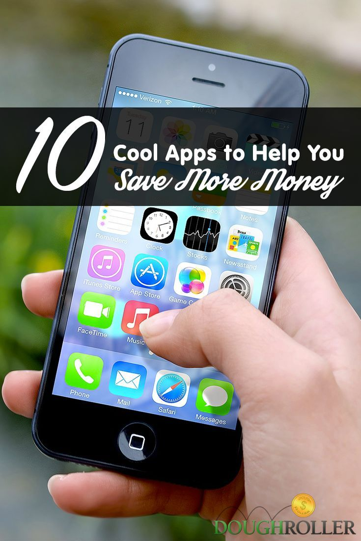 10 cool apps to help you save more money | pinterest | money