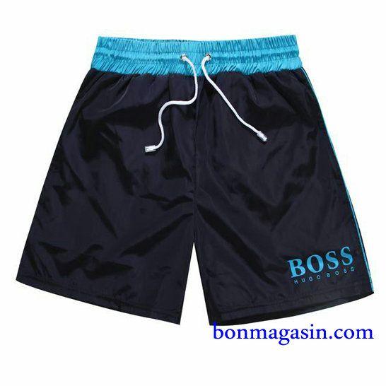 0b8e4fc5d6c Vendre Pas Cher Homme Hugo Boss Boardshort H0015 En ligne En France ...