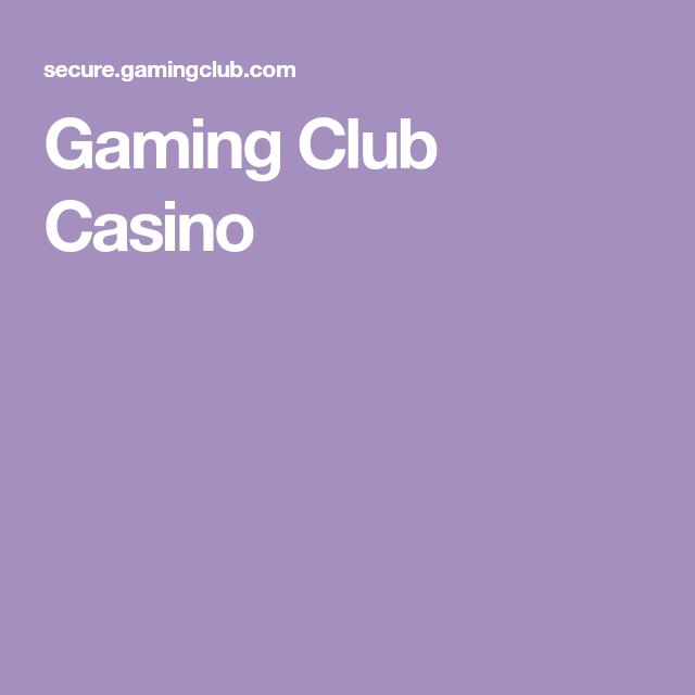 Gamingclub Com