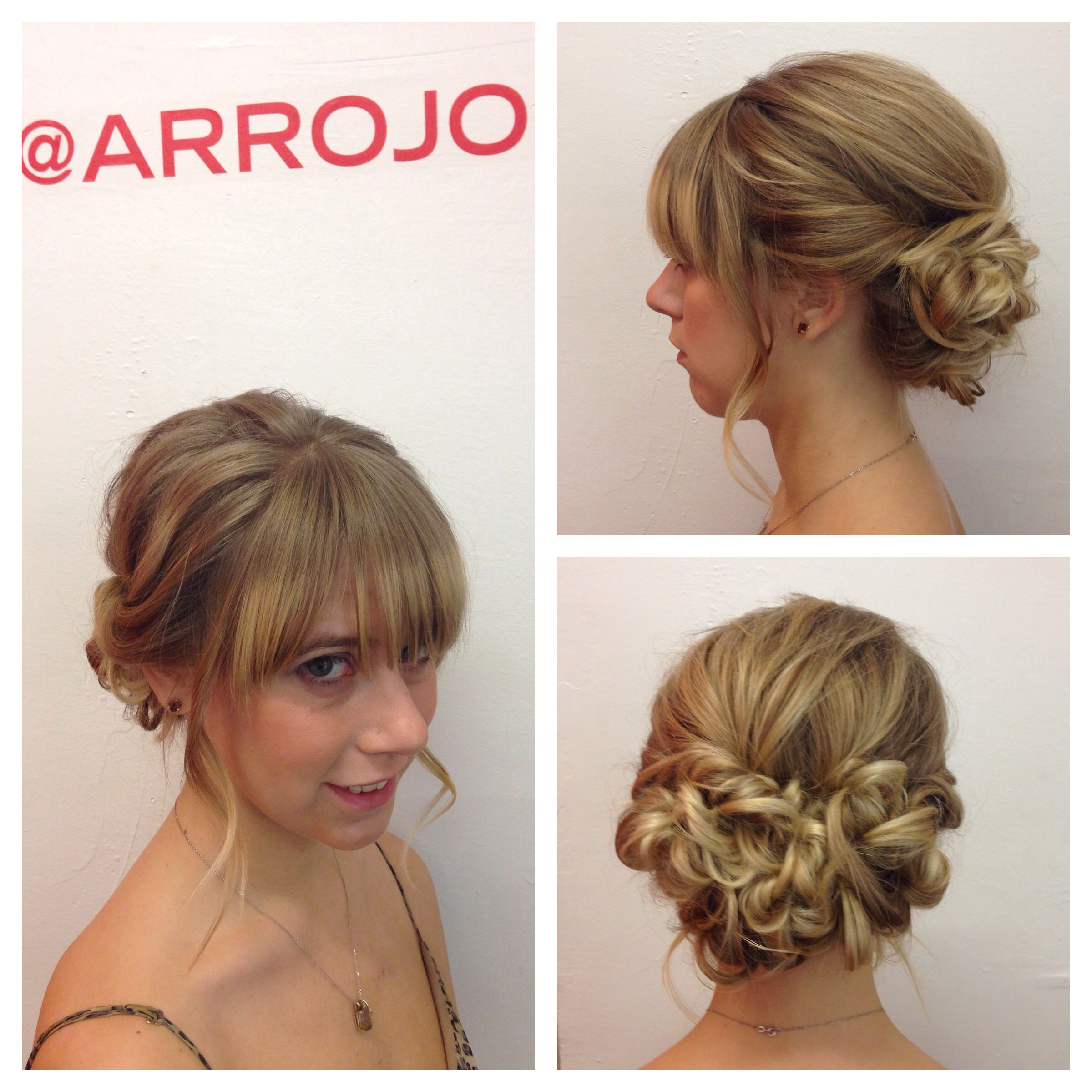 Hair Style Low Bun by wearticles.com