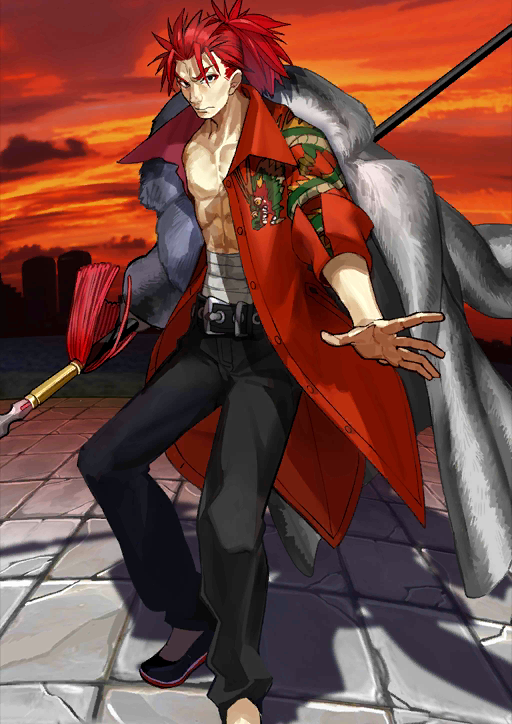 Lancer Li Shuwen Fate/Koha ACE Fate/Grand Order