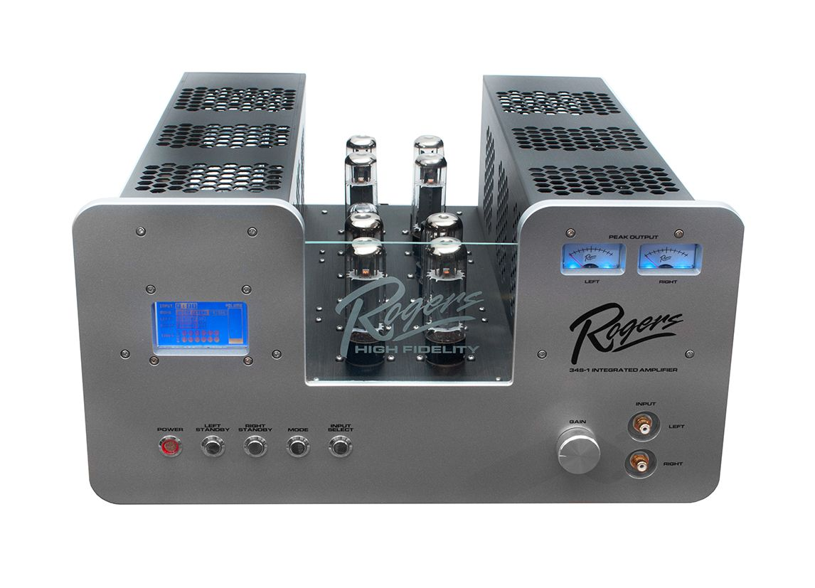 High Fidelity Tube Amplifiers Integrated Amplifier Audio Amplifier