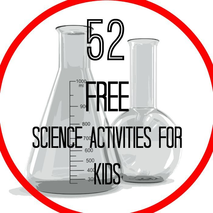 52 Free Science Projects for Elementary School