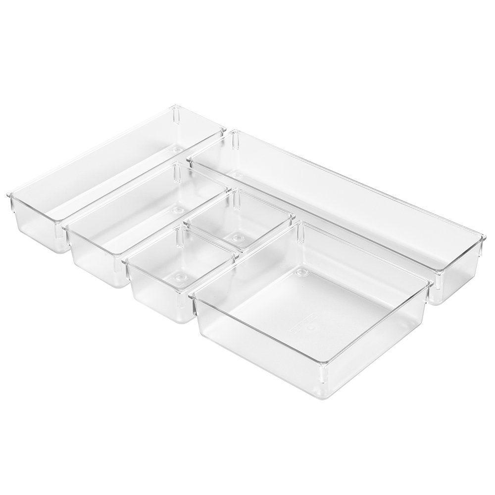 Photo Album Website Amazon InterDesign Kitchen Drawer Organizer for Silverware Spatulas Gadgets