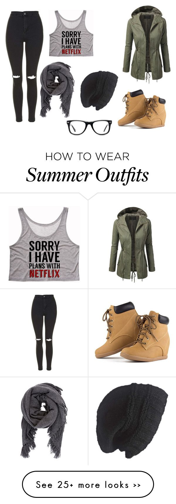 """Ima watch Netflix but look stylish too."" by fluffybanana on Polyvore featuring Topshop, Isabel Marant, Laundromat and Muse"