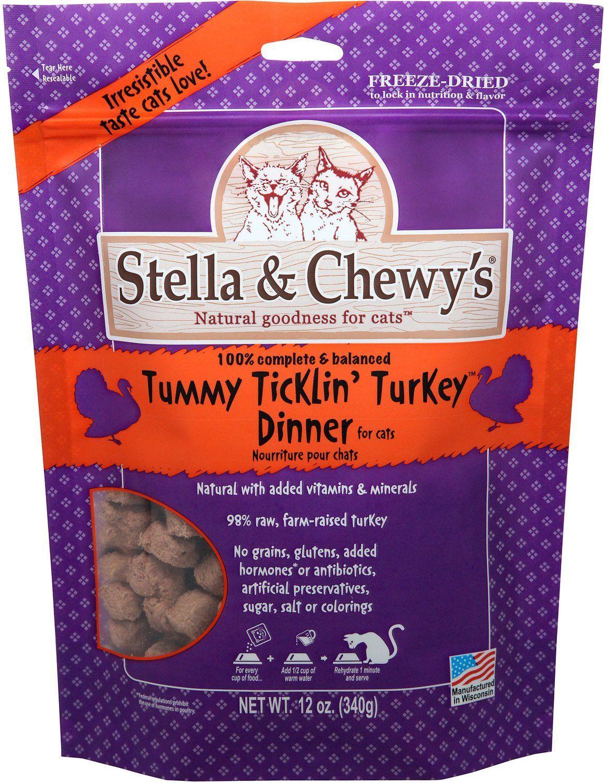Stella & Chewy's Tummy Ticklin' Turkey FreezeDried Dinner