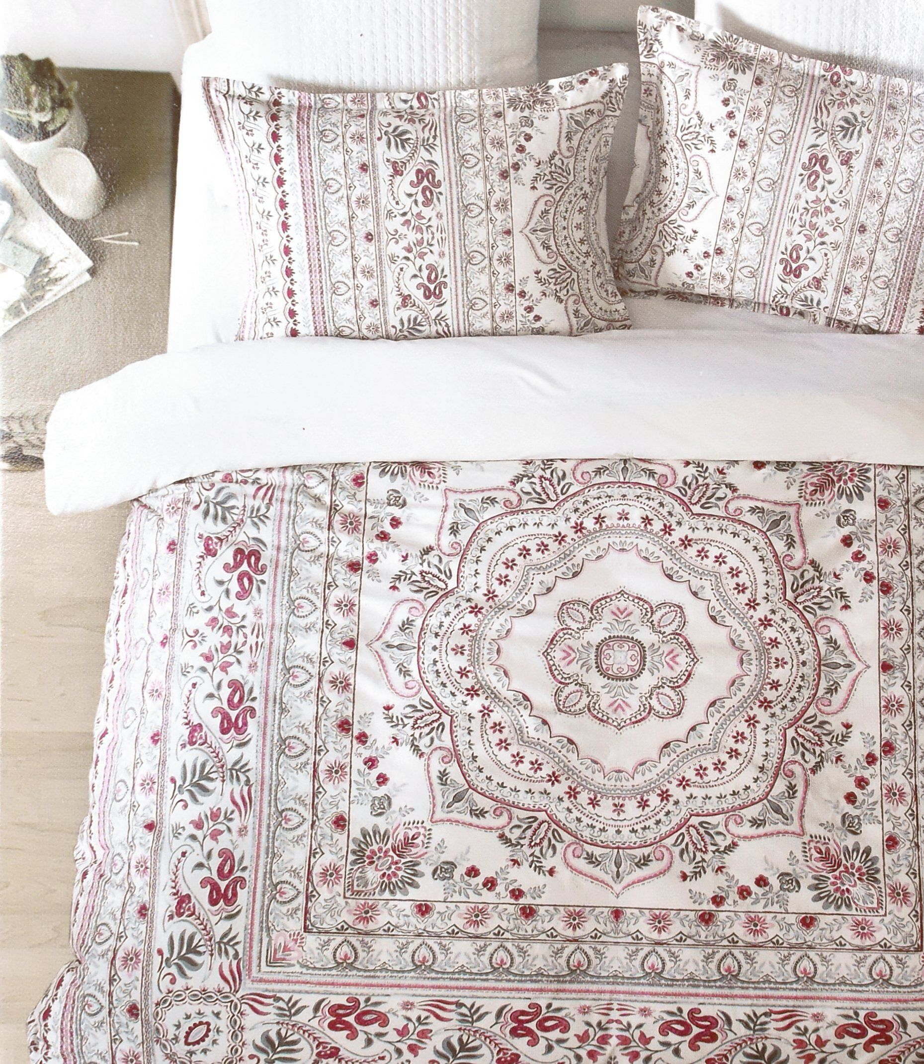 cover morocco brand moroccan home set orig multi by black melange duvet gilt embroidered product