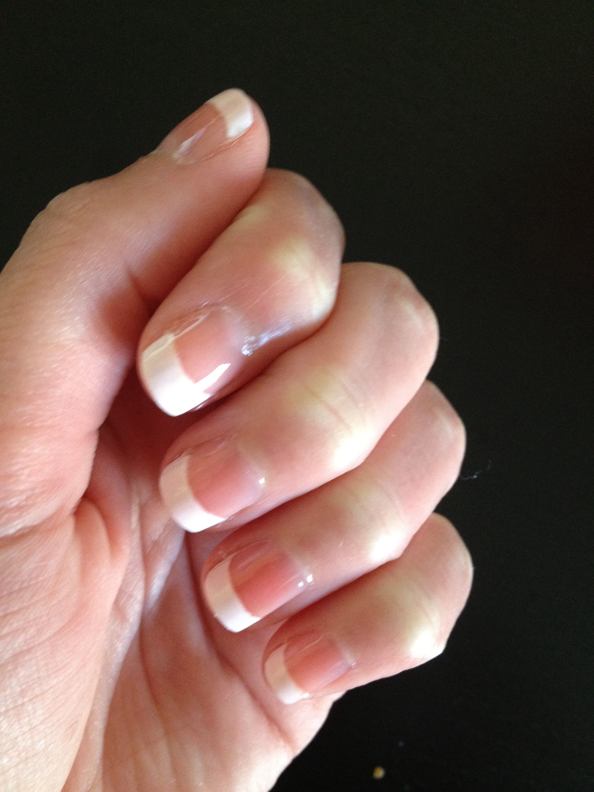 Sally Hansen nail stickers pink French manicure. | Nails | Pinterest ...