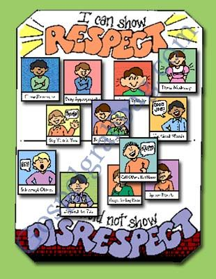 Church and Respect Bible Lesson Plan - dltk-bible.com