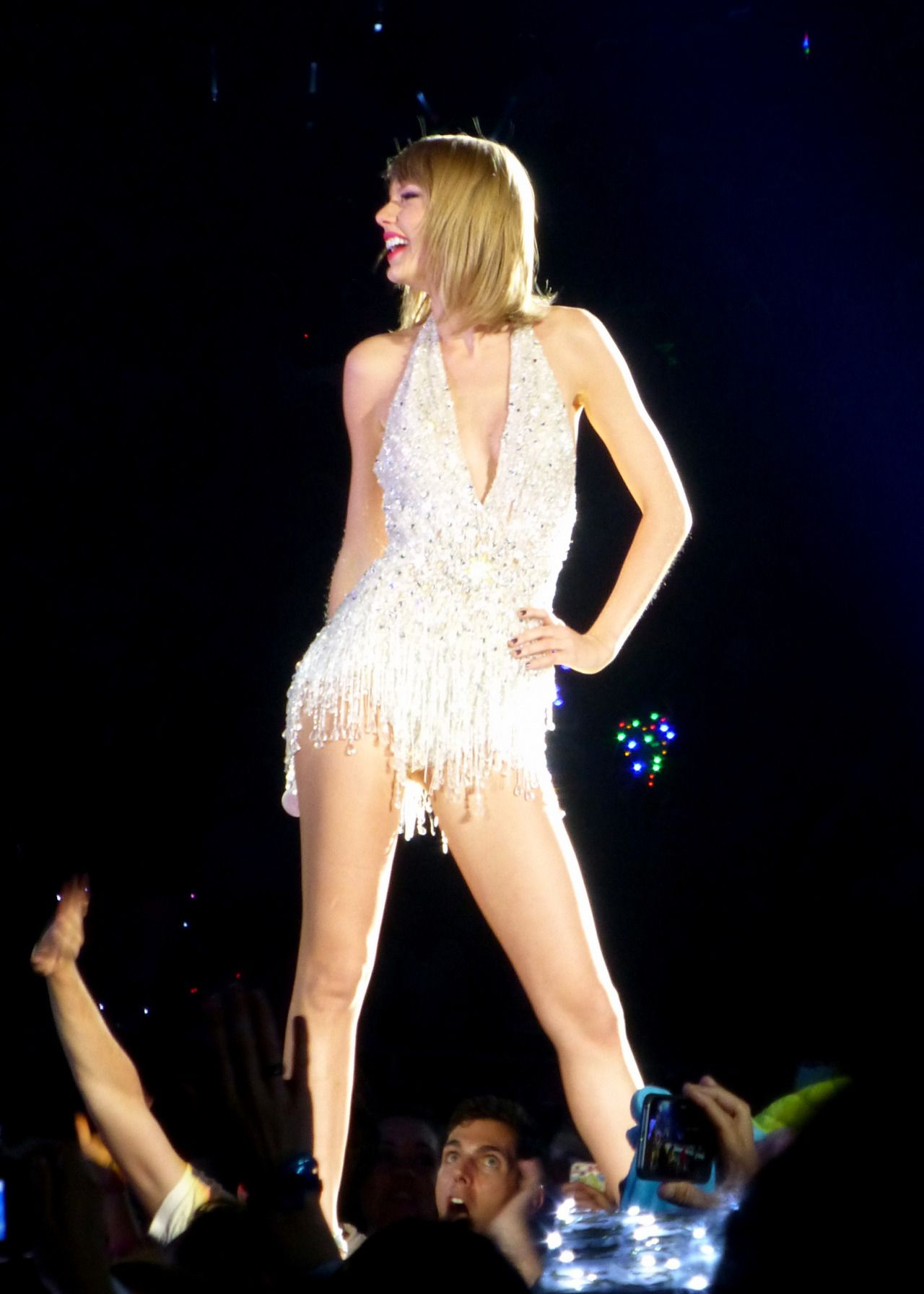 Taylor Swift Performing Style 1989 World Tour Detroit Taylor Swift Concert Taylor Swift Hot Taylor Swift
