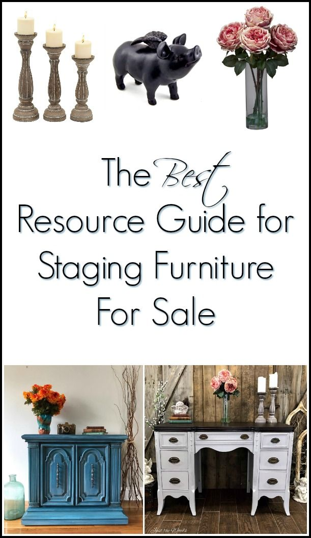 If you paint furniture to sell  or love unique home decor check out how to. The Best Resource Guide for Unique Home Decor   Paint furniture