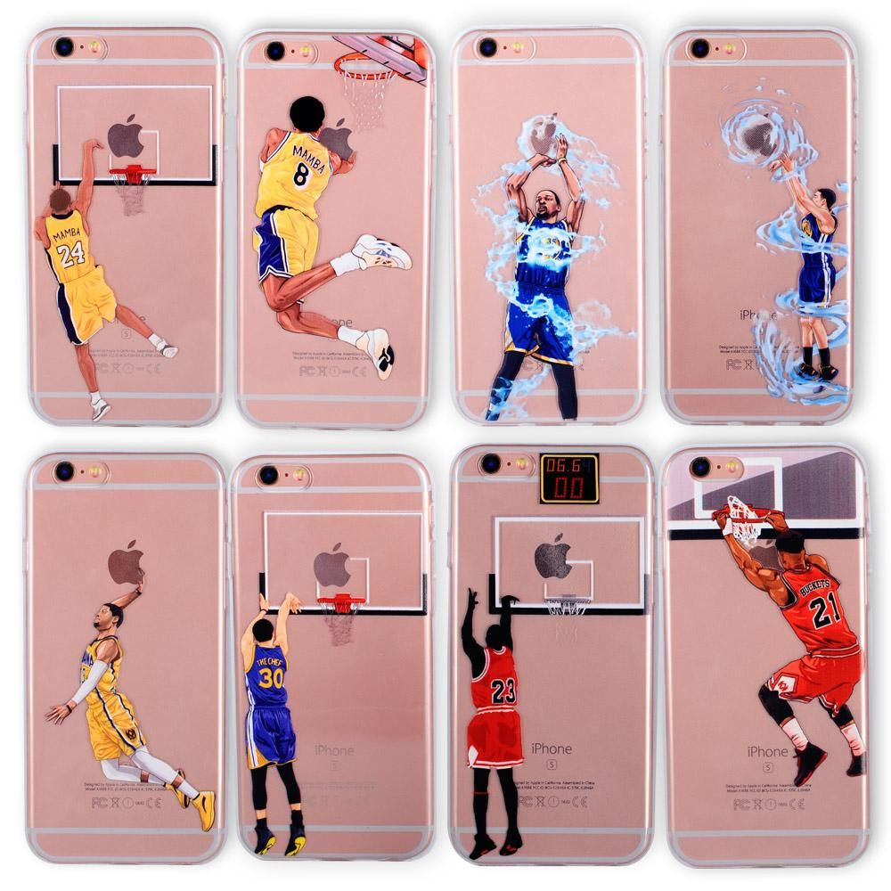 coque iphone 8 plus silicone basket
