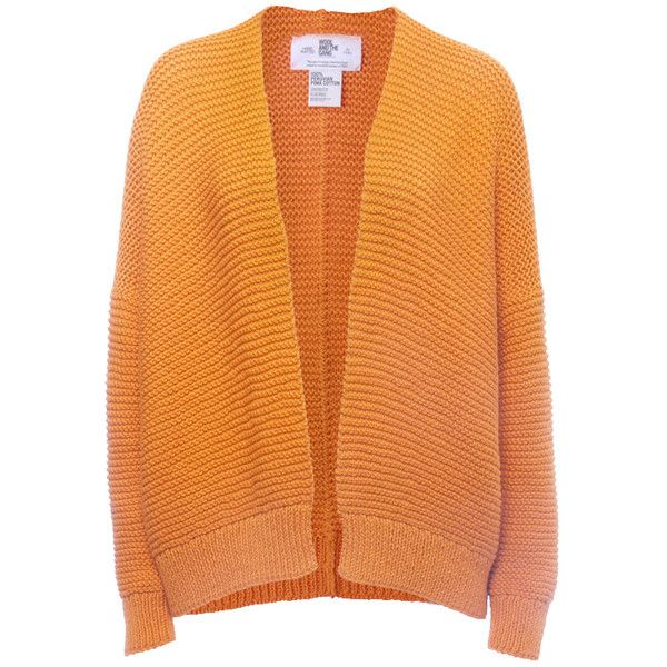 Wool And The Gang Vivienne Cardigan ($205) ❤ liked on Polyvore ...