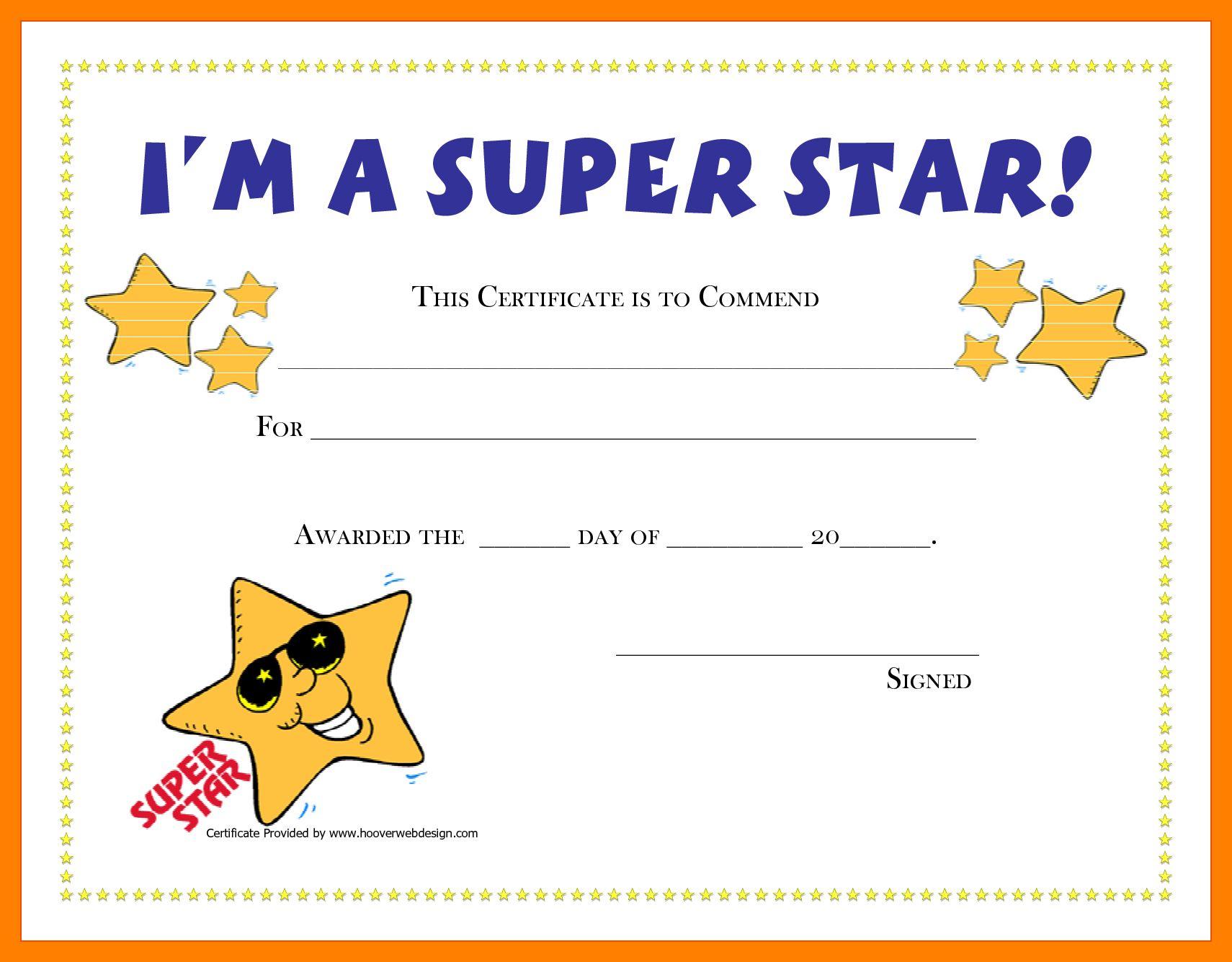The Amazing 12 Free Printable Award Certificates Templates Free Printable Certificate Templates Certificate Of Achievement Template Funny Awards Certificates