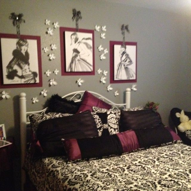 Decorating a girls room I LOVE these colors Decorating Ideas