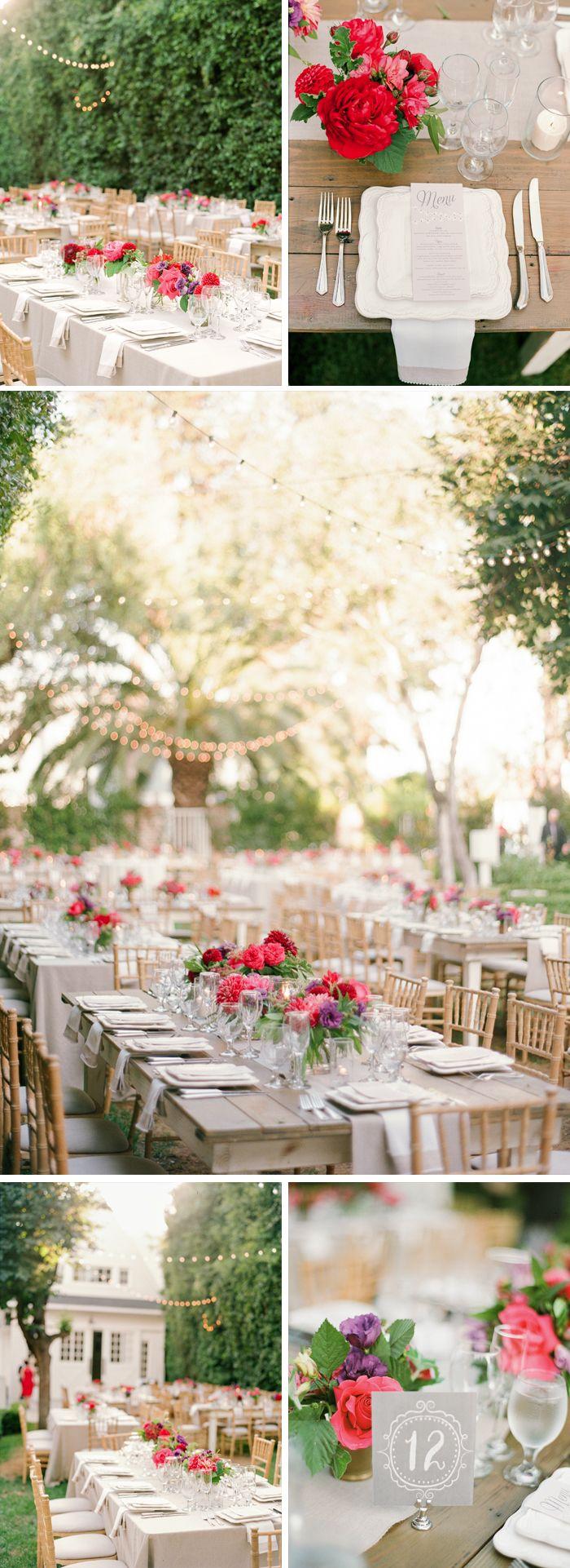 Julie & Eric Lombardi House | Pinterest | Barn table, White barn and ...