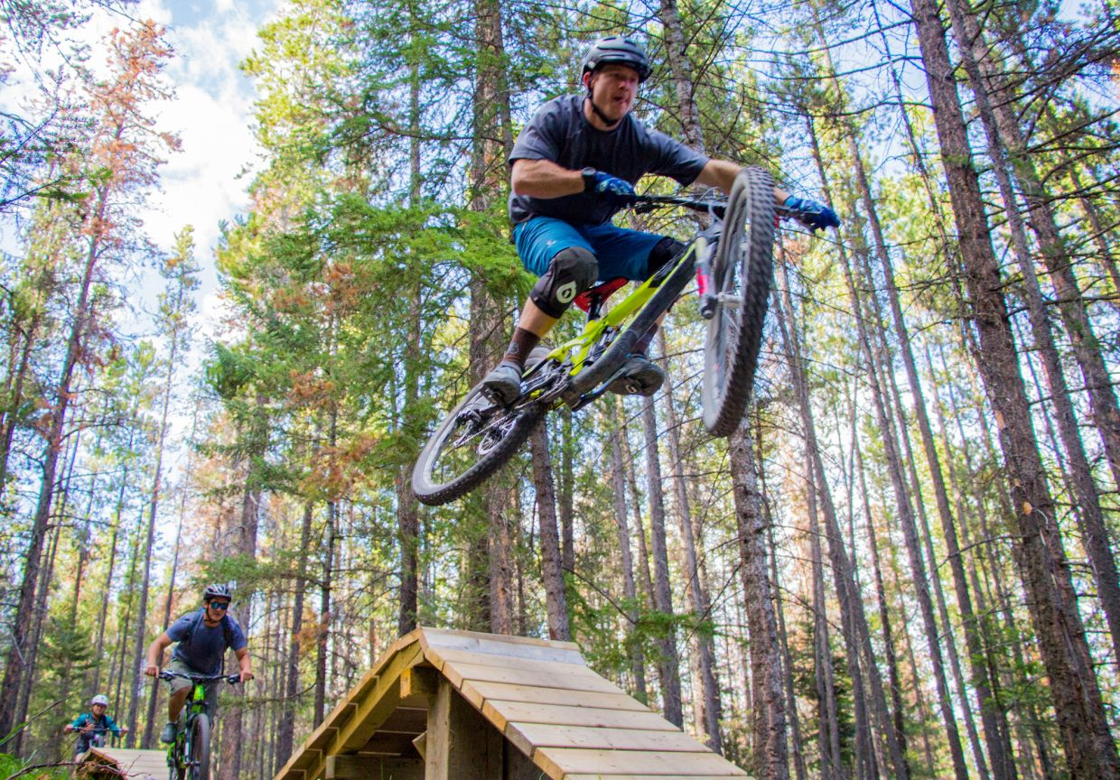 Plaid Goat Mountain Bike Fest Is A Three Day Festival With A