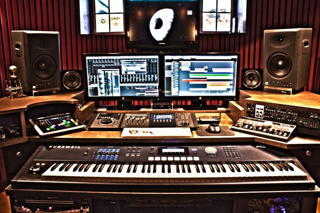 Tremendous 17 Best Ideas About Home Recording Studio Setup On Pinterest Largest Home Design Picture Inspirations Pitcheantrous
