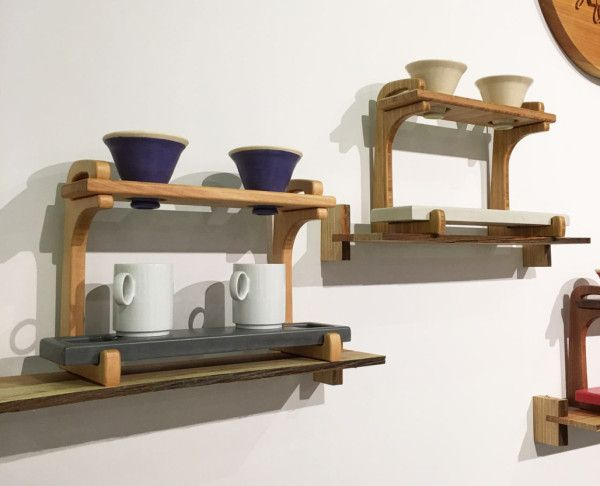 pour-over coffee maker by Cimarron