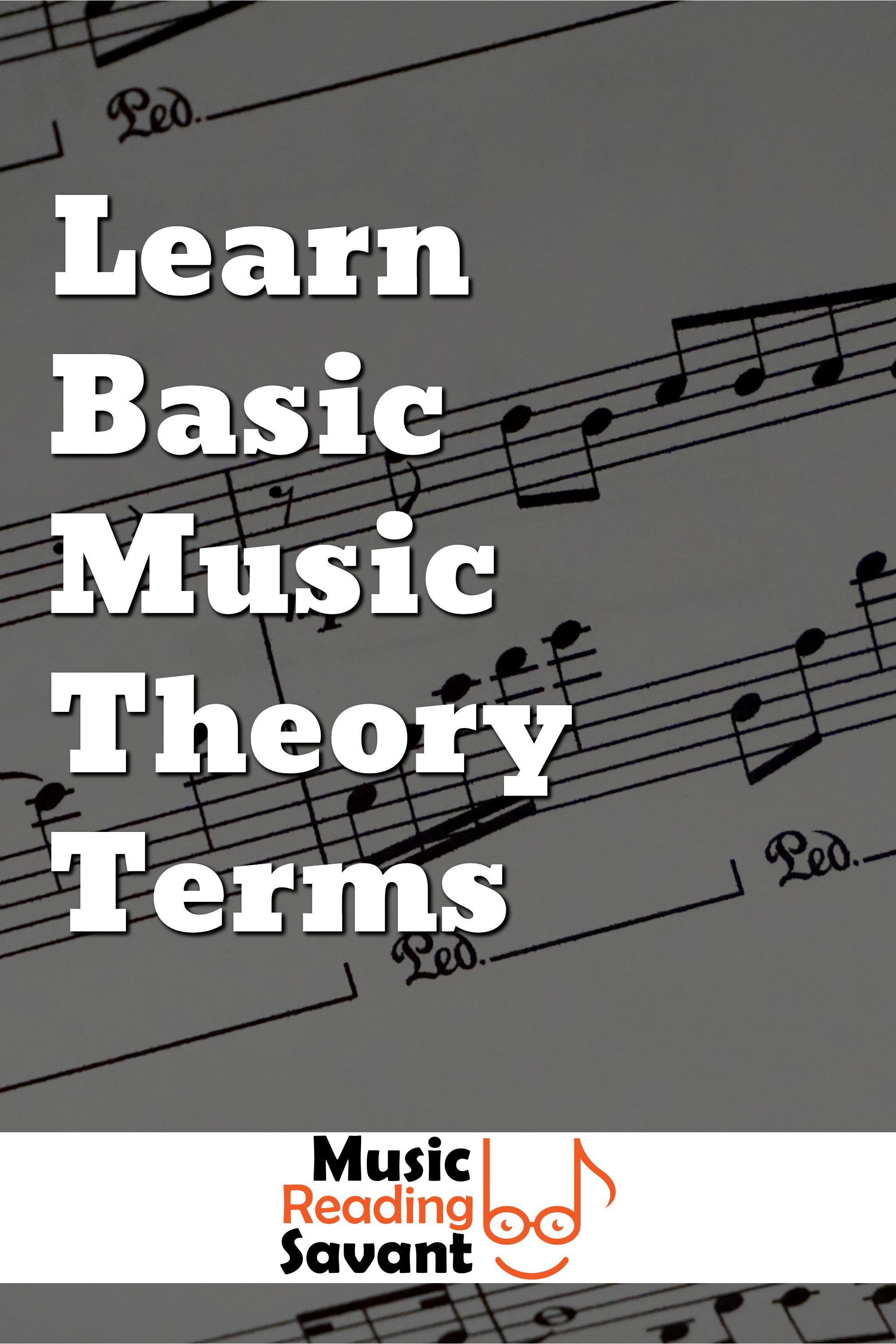 Music Theory Lessons For Beginners in 2020 Music theory