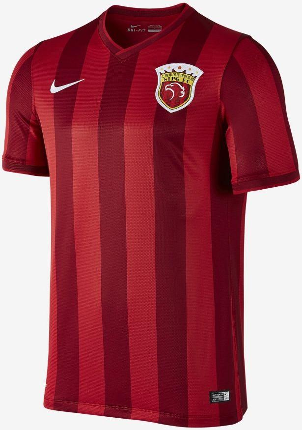 b891f518f2b0e Nike divulga nova camisa titular do Shanghai East Asia - Show de Camisas